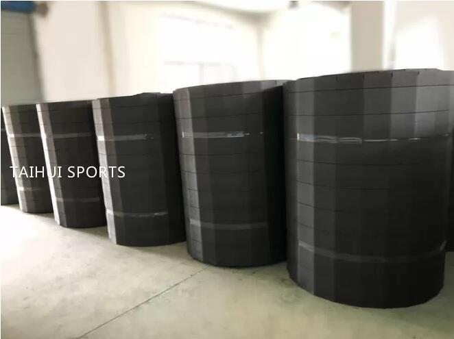 70 Density With UV-Resistance PE Foam Shock Pad Artificial Grass Shock Pad Underlay Various Thickness