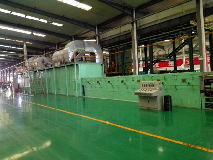 Changzhou Taihui Sports Material Co.,Ltd factory production line 3