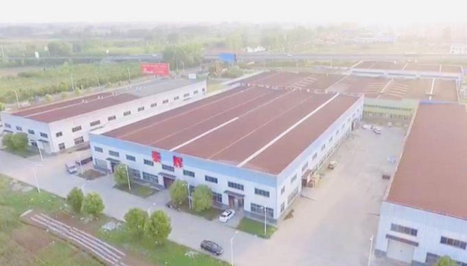 Changzhou Taihui Sports Material Co.,Ltd factory production line 5